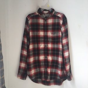 American Eagle flannel shirt